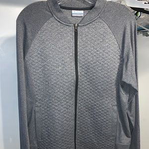 Women's Columbia Quilted Jacket EUC